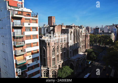 Buenos Aires / Argentina - 04 May 2016: The house in Buenos Aires, Argentina - Stock Photo