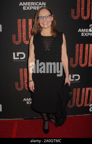 Los Angeles, USA. 19th Sep 2019. Beth Grant 09/19/2019 The Los Angeles Premiere of 'JUDY' held at the Samuel Goldwyn Theater in Beverly Hills, CA Photo by Izumi Hasegawa/HollywoodNewsWire.co Credit: Hollywood News Wire Inc./Alamy Live News - Stock Photo