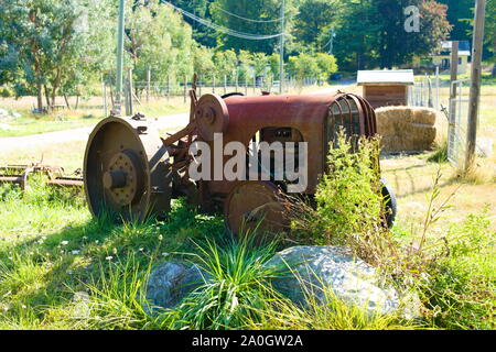 Rust In Peace - Stock Photo