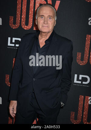 Los Angeles, USA. 19th Sep, 1919. Joe Cortese 060 arrives at the LA Premiere Of Roadside Attraction's 'Judy' at Samuel Goldwyn Theater on September 19, 1919 in Beverly Hills, California. Credit: Tsuni/USA/Alamy Live News - Stock Photo