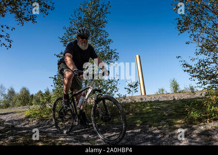 Pooley Country Park, Warwickshire - Stock Photo