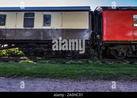 Stratford Greenway, Warwickshire Country Parks - Stock Photo