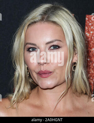 Beverly Hills, United States. 19th Sep, 2019. BEVERLY HILLS, LOS ANGELES, CALIFORNIA, USA - SEPTEMBER 19: Elisha Cuthbert arrives at the Los Angeles Premiere Of Roadside Attraction's 'Judy' held at the Samuel Goldwyn Theater at the Academy of Motion Picture Arts and Sciences on September 19, 2019 in Beverly Hills, Los Angeles, California, United States. (Photo by Xavier Collin/Image Press Agency) Credit: Image Press Agency/Alamy Live News - Stock Photo