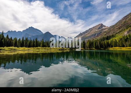 Glacier National Park's Lake Josephine