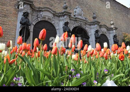 Ieper / Ypres War Victims Monument - Stock Photo