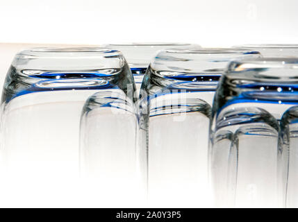 Bottoms up - Stock Photo