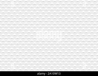 Abstract triangle dot pattern design of minimal decoration background. Use for print, template design, artwork. illustration vector eps10 - Stock Photo