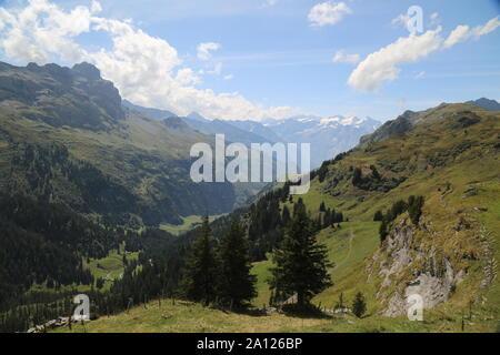 Engleberg, Switzerland Alps - Stock Photo