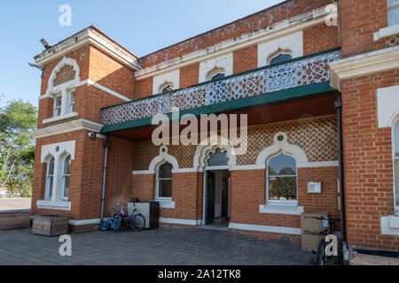 The Sir Salar Jung Memorial House at the Shah Jahan Mosque in Woking, Surrey, UK, the first purpose-built mosque in the UK. - Stock Photo