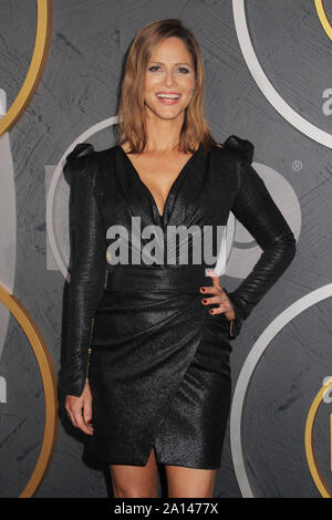West Hollywood, CA, USA. 22nd Sep 2019. Andrea Savage 09/22/2019 The 71st Annual Primetime Emmy Awards HBO After Party held at the Pacific Design Center in West Hollywood, CA Photo by Izumi Hasegawa/HollywoodNewsWire.co Credit: Hollywood News Wire Inc./Alamy Live News - Stock Photo