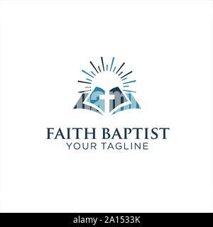 Faith Baptist - Stock Photo