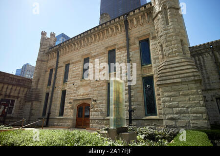 chicago water works historic water tower pump house home to lookinglass theatre company chicago illinois united states of america - Stock Photo