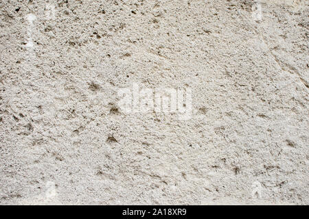 Light texture of old antique wall, layer of concrete wall plaster. Great for design and texture background. - Stock Photo