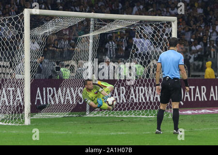 Belo Horizonte, Brazil. 26th Sep, 2019. finals, held at Mineirão Stadium, in Belo Horizonte, MG. Credit: Doug Patrício/FotoArena/Alamy Live News - Stock Photo