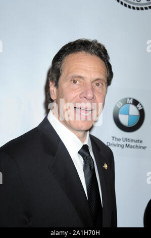 Manhattan, United States Of America. 09th Oct, 2014. NEW YORK, NY - OCTOBER 07: Andrew Cuomo attends the Friars Foundation Gala honoring Robert De Niro and Carlos Slim at The Waldorf Astoria on October 7, 2014 in New York City People: Andrew Cuomo Credit: Storms Media Group/Alamy Live News - Stock Photo