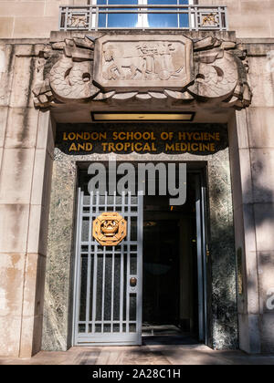 London School of Hygiene and Tropical Medicine - Stock Photo
