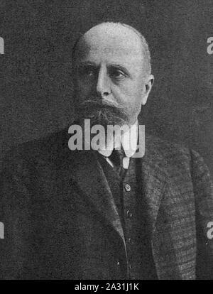 Eristov Andrey Mikhailovich. - Stock Photo