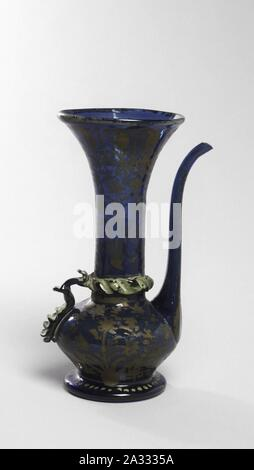 Ewer (Iran), 17th–18th century - Stock Photo