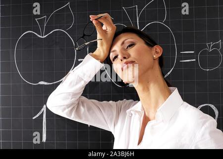 teacher, school - Stock Photo