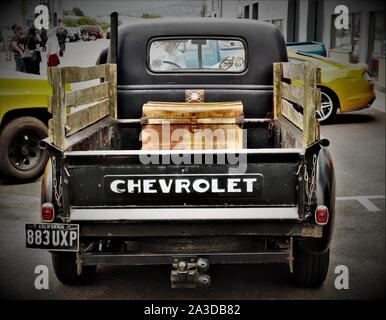 1950 Chevrolet 3100 Custom Pickup - Stock Photo