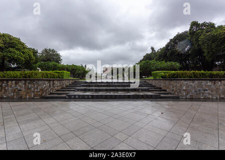 Fort Santiago, Intramuros, Manila, Philippines. 23rd Aug 2019. - Stock Photo