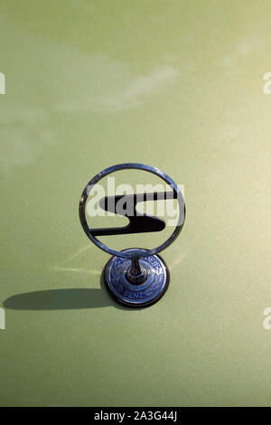 Emblem of Trabant - Stock Photo