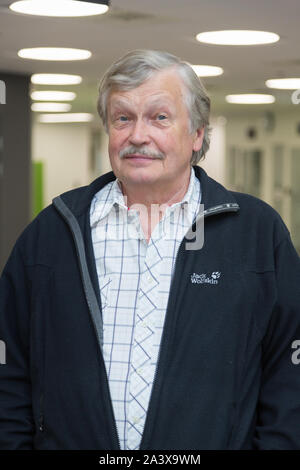 At the medical health center in Finland - Stock Photo