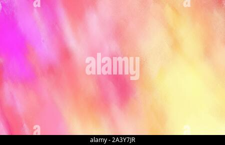 abstract background with light pink, hot pink and neon fuchsia color and space for text or image - Stock Photo