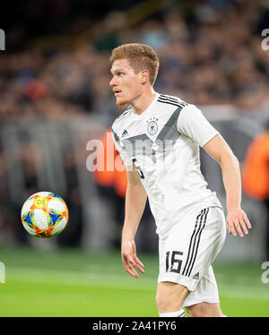 Marcel HALSTENBERG (GER) Promotion, Football Laenderpiel, Friendly Match, Germany (GER) - Argentina (ARG) 2: 2, on 09/10/2019 in Dortmund / Germany. ¬ | usage worldwide - Stock Photo