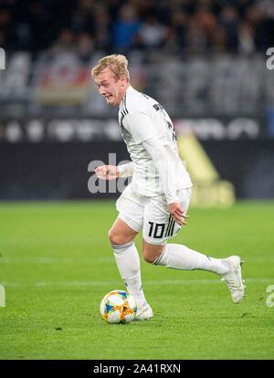 Julian BRANDT (GER) Promotion, Football Laenderpiel, Friendly Match, Germany (GER) - Argentina (ARG) 2: 2, on 09/10/2019 in Dortmund/Germany. ¬ | usage worldwide - Stock Photo