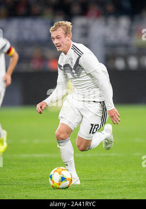 Julian BRANDT (GER) Promotion, Football Laenderpiel, Friendly Match, Germany (GER) - Argentina (ARG) 2: 2, on 09/10/2019 in Dortmund/Germany. ¬ | usage worldwide - Stock Photo