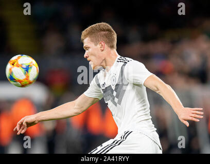 Marcel HALSTENBERG (GER) Promotion, Football Laenderpiel, Friendly Match, Germany (GER) - Argentina (ARG) 2: 2, on 09/10/2019 in Dortmund/Germany. ¬ | usage worldwide - Stock Photo