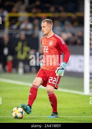 Goalkeeper Marc-Andre TER STEGEN (GER) Promotion, Football Laenderspiel, Friendly Match, Germany (GER) - Argentina (ARG) 2: 2, on 09/10/2019 in Dortmund/Germany. ¬ | usage worldwide - Stock Photo