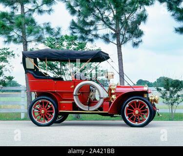 1906 Columbia XL VII. - Stock Photo