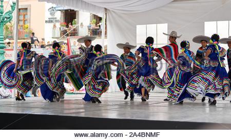 Poblan Culture, México - Stock Photo