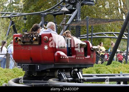 Jardin d'Acclimatation - Paris - France - Stock Photo