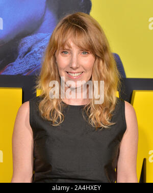 Los Angeles, USA. 15th Oct, 2019. Steph Green attend the premiere of HBO's 'Watchmen' at The Cinerama Dome on October 14, 2019 in Los Angeles, California. Credit: Tsuni/USA/Alamy Live News - Stock Photo