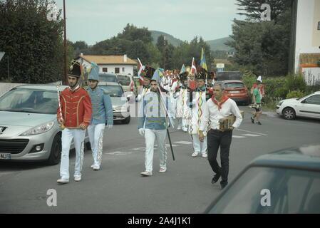 Festivities in south-west France, pasakdek - Stock Photo