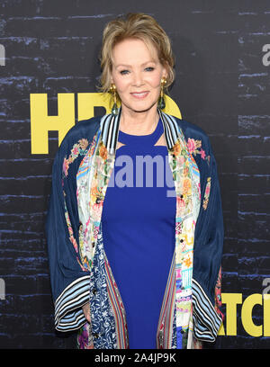 October 14, 2019, Hollywood, California, USA: Jean Smart attends the HBO Series Premiere of the Watchmen. (Credit Image: © Billy Bennight/ZUMA Wire) - Stock Photo