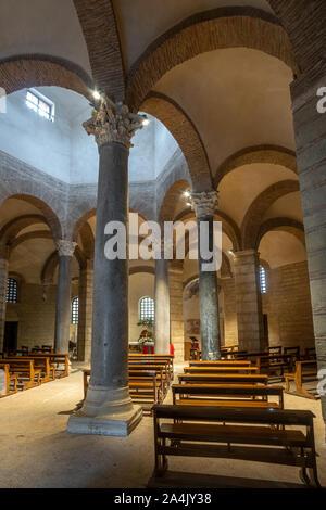 Church of Santa Sofia in Benevento Italy - Stock Photo