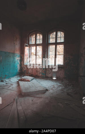 Lost Places - Stock Photo