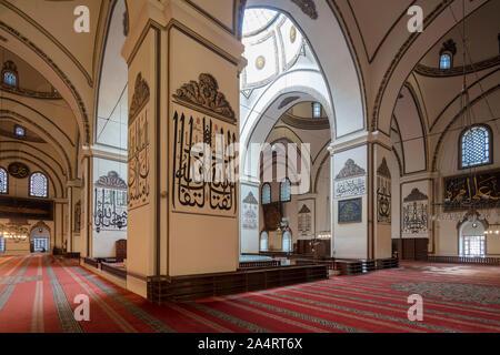 Great Mosque of Bursa, Turkey - Stock Photo
