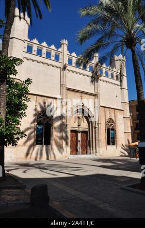 La Lonja, Palma, Majorca - Stock Photo