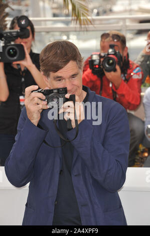 CANNES, FRANCE. May 13, 2011: Director Gus Van Sant at the photocall for her new movie 'Restless' in competition at the 64th Festival de Cannes. © 2011 Paul Smith / Featureflash - Stock Photo