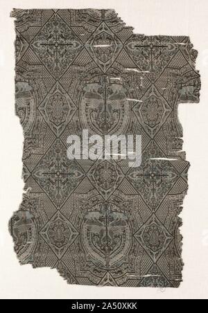 Fragment, 1000s - 1100s. - Stock Photo