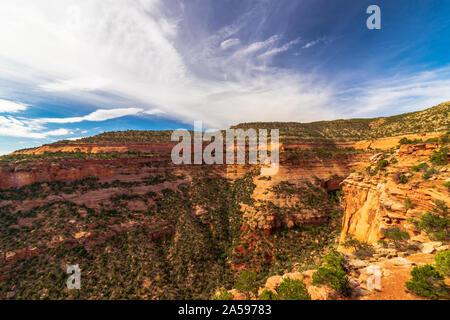 Colorado National Monument, Grand Junction, Colorado