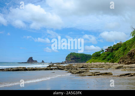 Playa Maderas San Juan Del Sur - Stock Photo