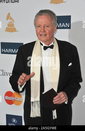 LOS ANGELES, CA. February 11, 2012: Jon Voight at the 2012 Clive Davis Pre-Grammy Party at the Beverly Hilton Hotel, Beverly Hills. © 2012 Paul Smith / Featureflash - Stock Photo