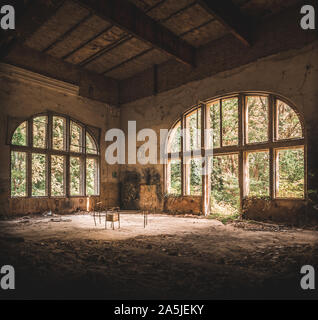Lost Place - Stock Photo