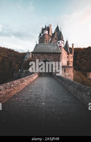 Burg Eltz - Stock Photo